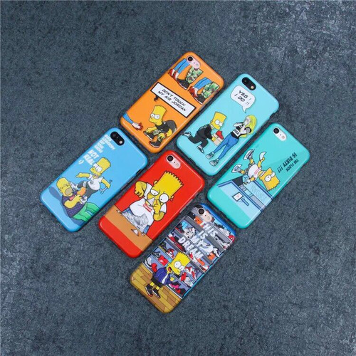 case simpson jordan iphone 6/6s 6plus/6splus 7/7plus