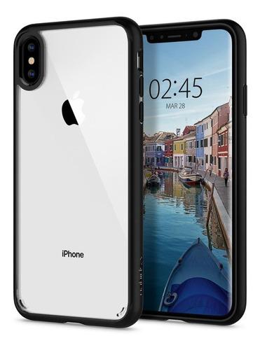 case spigen ultra hybrid rugged para iphone xs max