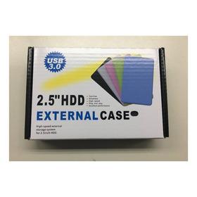 Case Star Externo De Hd Ou Ssd 2.5  Usb 3.0 Preta.