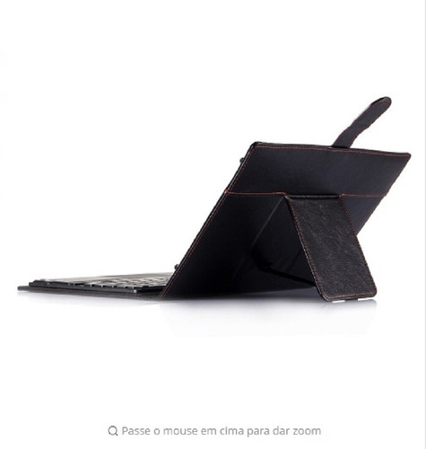 case suporte com teclado para tablets 7''-8'' polegadas