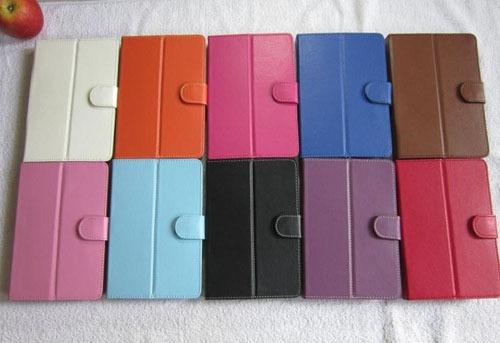case tablet 7 pulgadas - estuche funda en colores