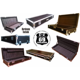 Case Teclado (korg, Yamaha, Roland, Casio, Kronos, Krome)