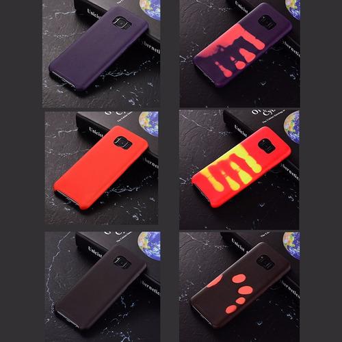 case termico para samsung s8/s8 plus y iphone 7/7 plus