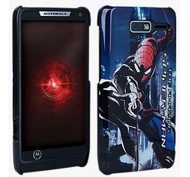 case the amazing spider-man motorola droid razr m