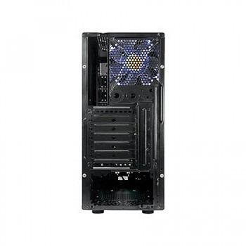 case thermaltake atx v3 black w/o psu - mid tower - bays: 9.