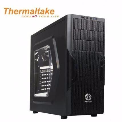 case thermaltake versa h22, usb 3.0 + f real  - envio gratis