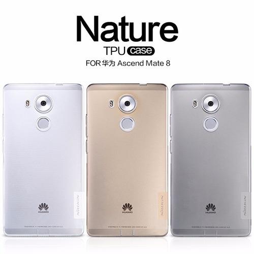 case tpu nature huawei mate 8,nillkin-importadora nissi