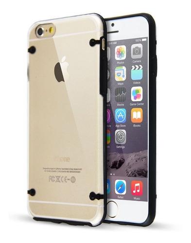 case ultra fino transparente iphone 6 / 6s tpu slim clear