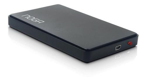 case usb 2.0 para disco rígido de notebook sata 2.5 hdd noga