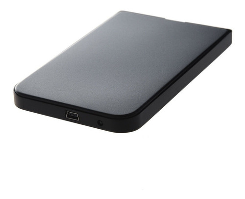 case usb 2.5  disco rígido ide hd notebook