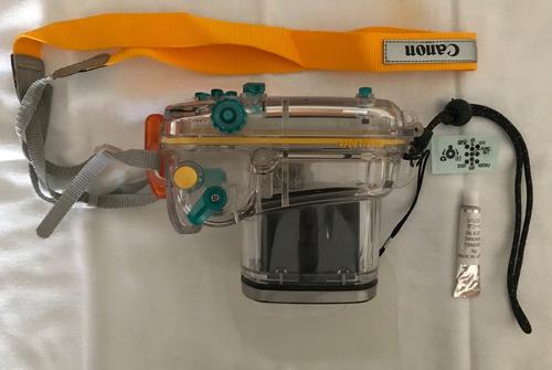 case wp-dc18 agua para camara canon a650