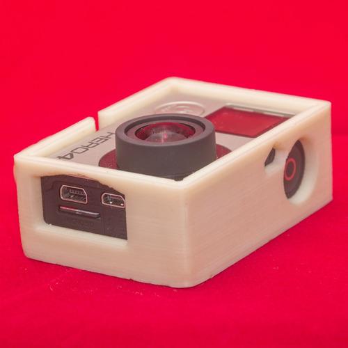 case/caixa/suporte para usar gopro em tripés sem o acrílico