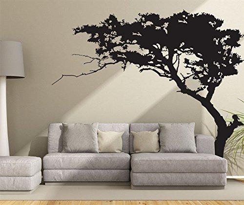 Casefan Huge Tree Vinilo Decorativo Para Sala De Estar Tv