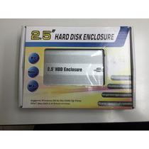 Case Hdd 2.5 Para Disco Duro Ide Laptop