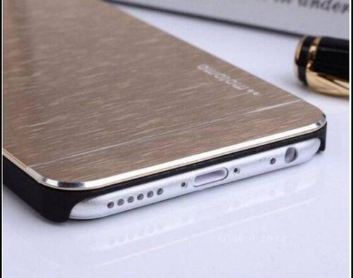 cases de aluminio para iphone 6/6s + envío gratis