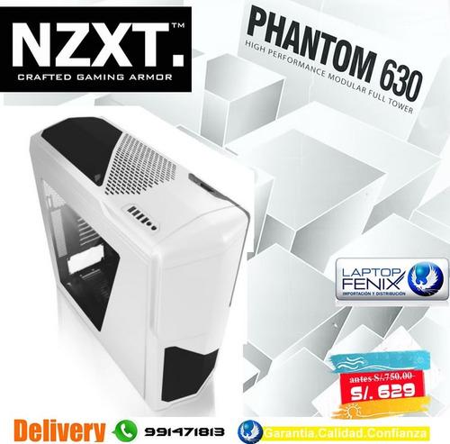 cases gamer  nzxt phantom 630 full tower high performance