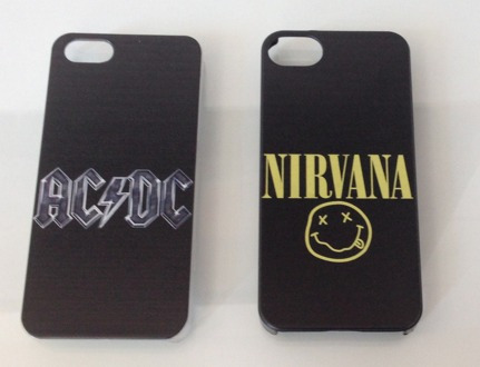 cases iphone 5 rock metallica iron ac dc guns slip not 1d
