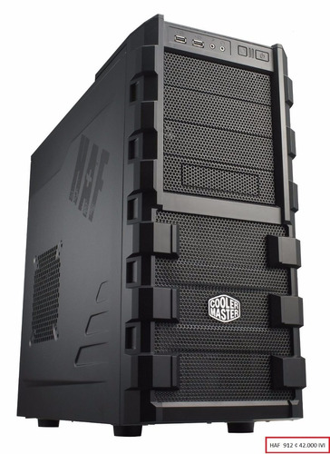 cases/chasis para pc coolermaster & thermaltake ticotek