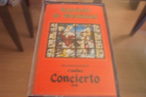 caset concierto de oraciones vol 4