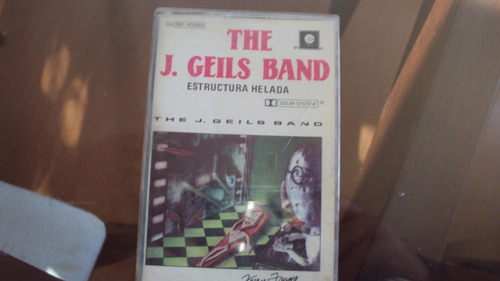 caset the j. geils estructura helada