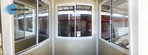 caseta de vigilancia de multypanel (multipanel) 1.5m x 1.5m