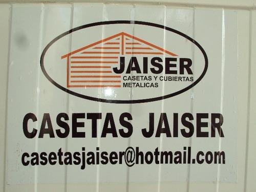 caseta oficina móvil 2.5x6.00m p/obra - renta o venta!