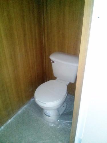 caseta remolque camper oficina movil nueva p / 3 con wc