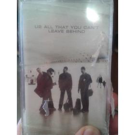 Casete U2 All That You Bono Nuevos Y Sellados