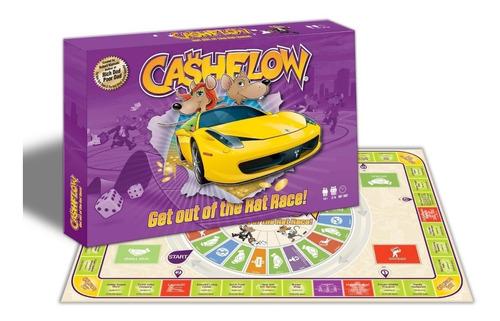 cash flow español 101 robert kiyosaki juego de mesa