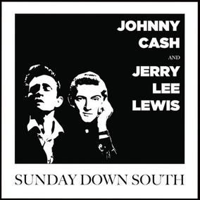 Cash Johnny Lewis Jerry Lee Sunday Down South Lp Us Imp