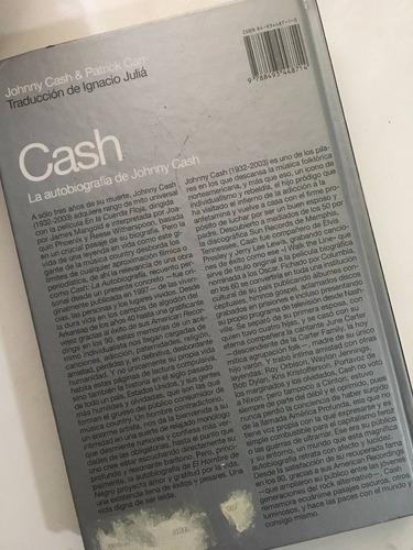 cash, la autobiografia de jhonny cash