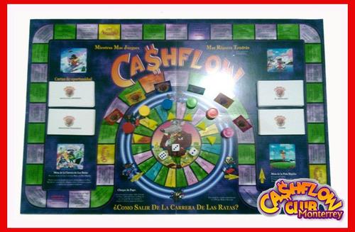 Cashflow 101 cash flow egame 101 202 kids regalos for Juego de mesa cash flow
