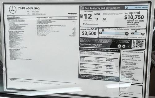 casi nuevo 2018 mercedes-benz g65 amg whatsapp +971526219431