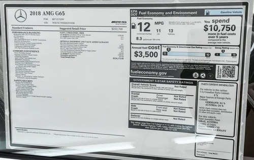casi nuevo 2018 mercedes-benz g65 amg whatsapp +971552314235