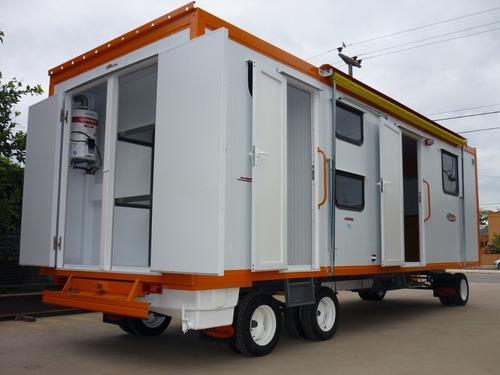 casilla 4 camas full paneles térmicos poliuretano cheques