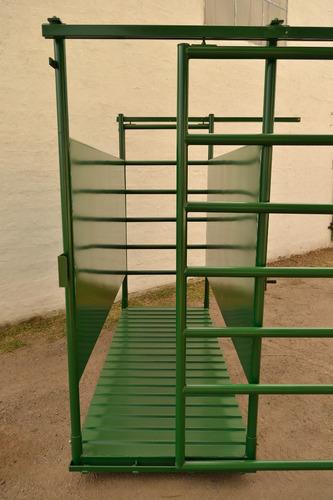 casilla de pesaje - para ganado y usos multiples