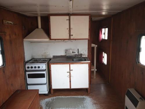 casilla rural el sol,  2 dormitorios,  cocina y baño-