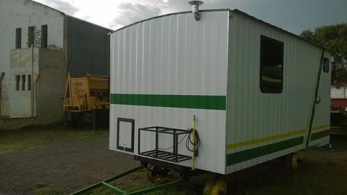 casilla zachino 4,50 x 2,60 - 0 km - duales - termotanque
