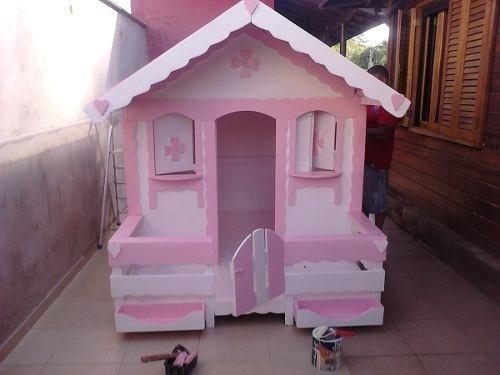 casinha de criança 1.40x2.00