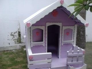 casinha de criança
