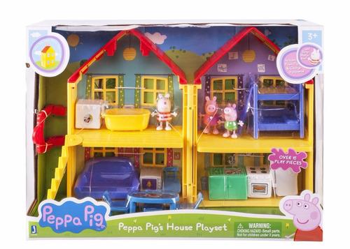 casinha peppa pig peek surprise playhouse fisher price