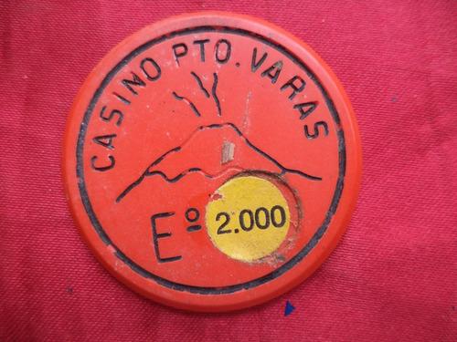 casino de puerto varas 2000 pesos