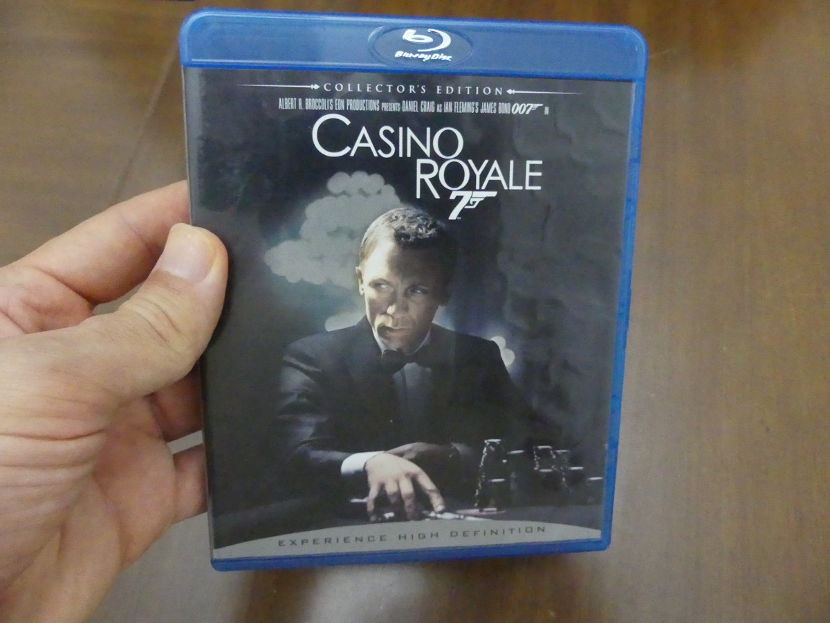 Casino Royale Collector's Edition (blu-ray, 2 Discos)