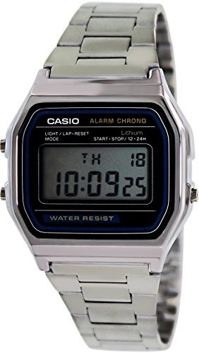 1cr Reloj Casio DigitalCuadrado A158wa wPX8On0k