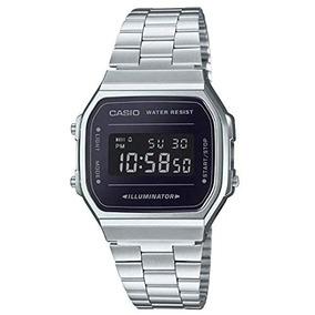 Pulsera Con Digital Para Casio De A168wem1v Esf Reloj Hombre dhostCxBQr