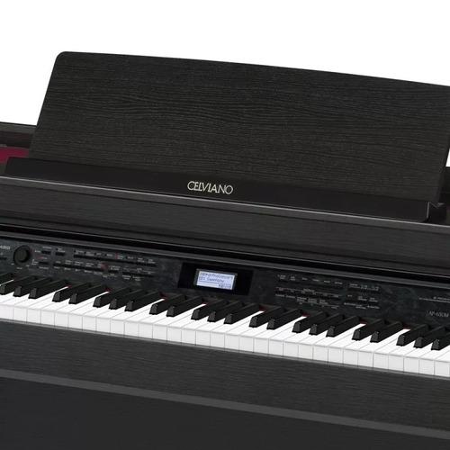 casio ap650mbk piano digital con mueble soundgroup