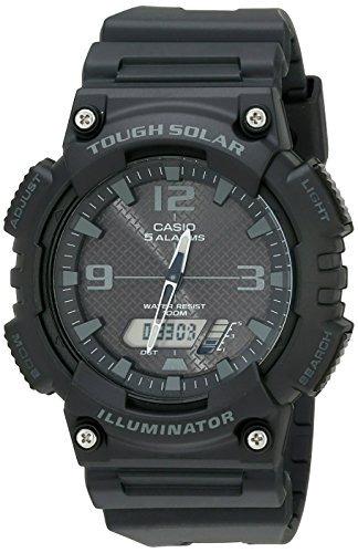 casio aqs810w-1a2v reloj deportivo solar ana-digi solar