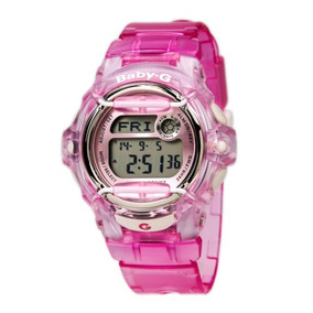 4219259e5742 Reloj Casio Baby G Rosado - Relojes en Mercado Libre Chile