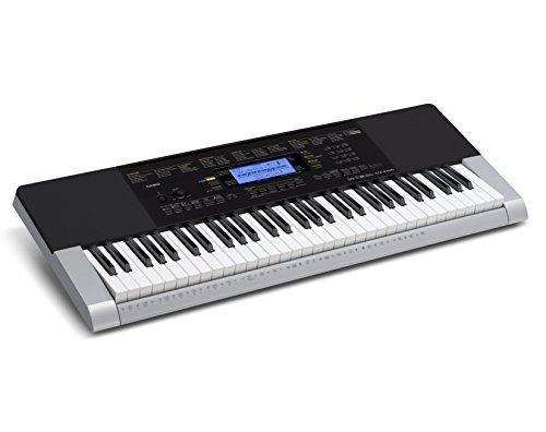 casio cª ctk4400 ppk paquete teclado de 61 teclas premium...