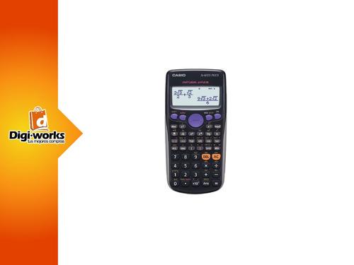 casio calculadora 252 funciones (fx-82esplus) incluido iva